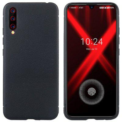Naxtop Silicone Bumper Full Body Back Cover Soft Protection Phone Case for UMIDIGI X