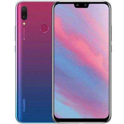 HUAWEI Y9 4G Smartphone 6.5 inch Android 8.1 Kirin 710 Octa Core 4GB RAM 64GB ROM 2 Rear Camera 4000mAh Battery Global Version Image