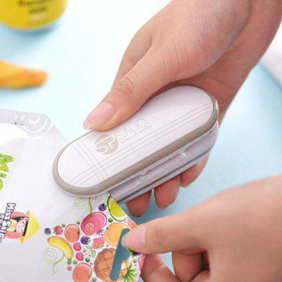 Japanese Style Mini Sealer Portable Small Household Plastic Bag Sealing Machine