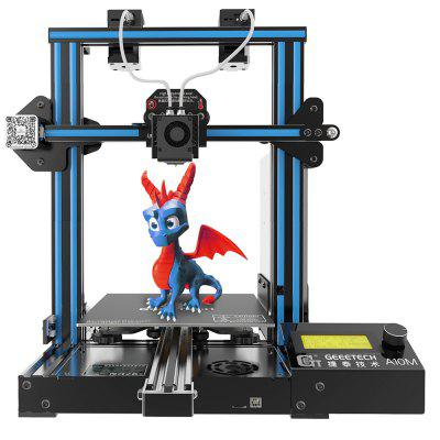 Geeetech A10M Mix-color FDM 3D Printer