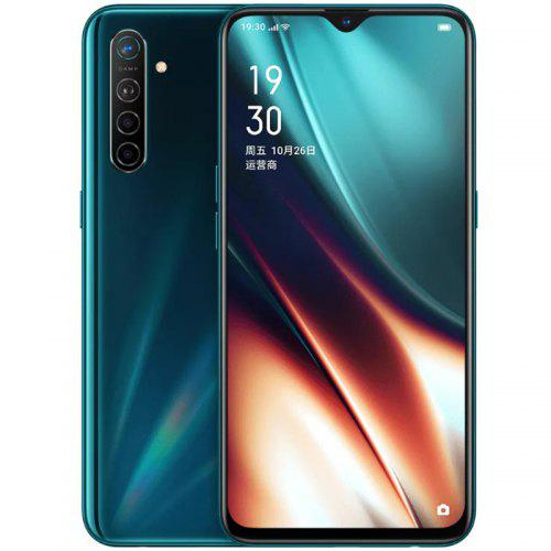 OPPO K5 4G Smartphone 6.4 inch Android 9.0 Snapdragon 730 Octa Core 6GB RAM 128GB ROM 4 Rear Camera 4000mAh Battery CN Version