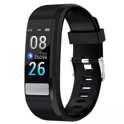 115 Pro HD dinamic UI display de presiune inteligent brățară Wristband ECG Heart Rate Blood Sports Tracker SmartWatch