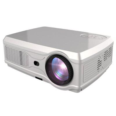 Výkonný SV-358 LCD Full HD Home Entertainment Projector