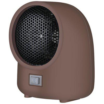 Mini Desktop Office Heater Mute Operation Electric Heating Machine