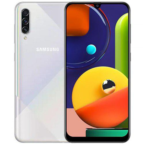 Samsung Galaxy A50s 4G Phablet 6.4 inch Android 9.0 Exynos 9611 Octa Core 6GB RAM 128GB ROM 3 Rear Camera 4000mAh Battery