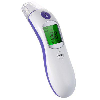 Hand-held Non-contact Infrared Dual-mode Forehead Thermometer Household Electronic Baby Body Temperature Measure Device