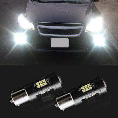 1156 BA15S High-brightness Car 21pcs SMD3030 LEDs Light Bulb for Reverse Fog Signal Turn Lamp