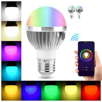 WiFi Home LED Lamp Smart Bulb Remote Control Kleurrijke Light