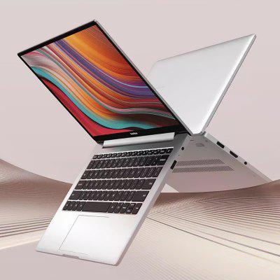 Xiaomi RedmiBook 13 Notebook 13,3 pouces Windows 10 Famille OS / Intel Core i7-10510U CPU 4,9GHz / 8Go RAM DDR4 + 512Go SSD Ordinateur Portable