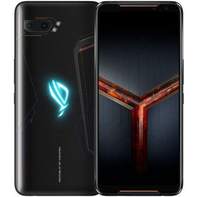 ASUS ROG Phone 2 Gaming 4G смартфон 6,59 дюймового Android Pie Snapdragon 855 Plus окт Ядро 12GB RAM 512GB ROM 2 камеры заднего 6000mAh батарея Global Version