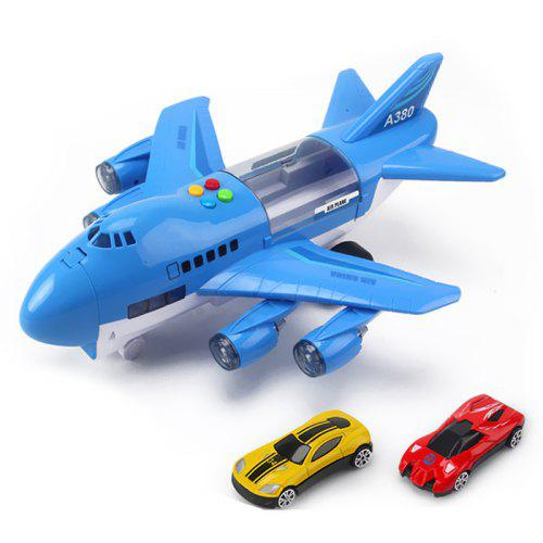 Simulation Track Inertia Toy Aircraft Large Size Passenger Plane Kids  Airplane