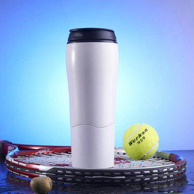 High Technology Sucker Tumbler Water Cup Creative Portable Anti-kokend Bottle