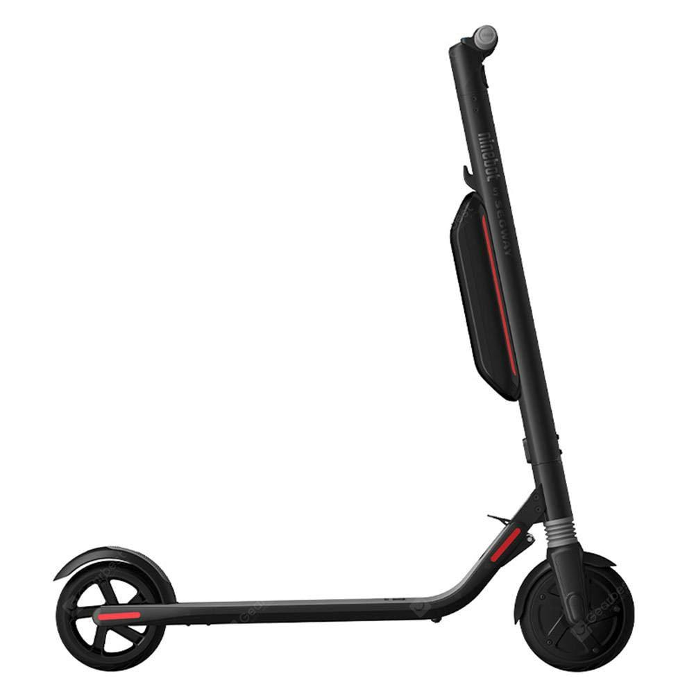 Ninebot Segway ES4 Folding Electric Kick Scooter Front and Rear Shock Absorption from Xiaomi mijia
