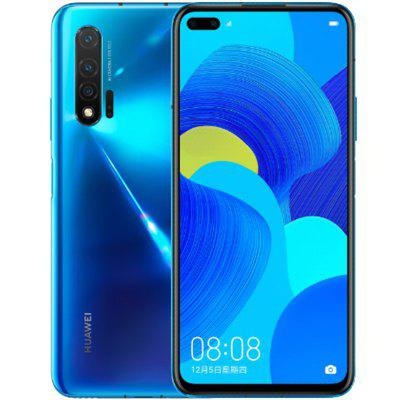 HUAWEI nova 6 5G 5G Smartphone 6.57 inch Android 10 Kirin 990 Balong 5000 Octa Core 3 Rear Camera 4200mAh Battery Image