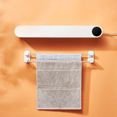 YSHR03 UV Germicidal 50 Deg.C Hot Air Disinfection Bathroom Towel Dryer Smart Drying Sterilizing Machine from Xiaomi youpin