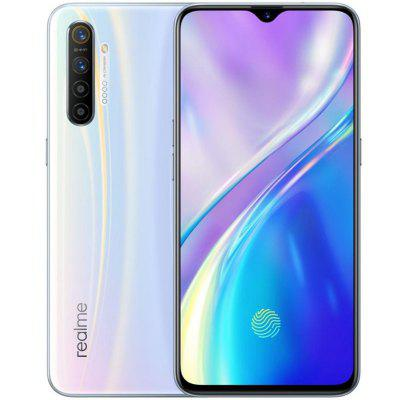 OPPO Realme XT 4G Smartphone 6.4 inch FHD+ AMOLED Android 9.0 Snapdragon 712 AIE Octa Core 8GB RAM 128GB ROM 4 Rear Camera 4000mAh Battery Global Version Image