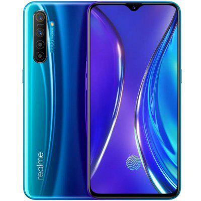 OPPO Realme XT 4G Smartphone 6.4 inch FHD+ AMOLED Android 9.0 Snapdragon 712 AIE Octa Core 8GB RAM 128GB ROM 4 Rear Camera 4000mAh Battery Global Version