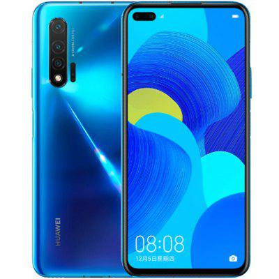 HUAWEI nova 6 4G Smartphone 6.57 inch Android 10 Kirin 990 Octa Core 8GB RAM 128GB ROM 3 Rear Camera 4100mAh Battery