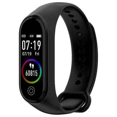 RD05 Braccialetto Intelligente con Schermo a Colori Tracker di Fitness Bluetooth Sport IP67 Impermeabile Smartwatch