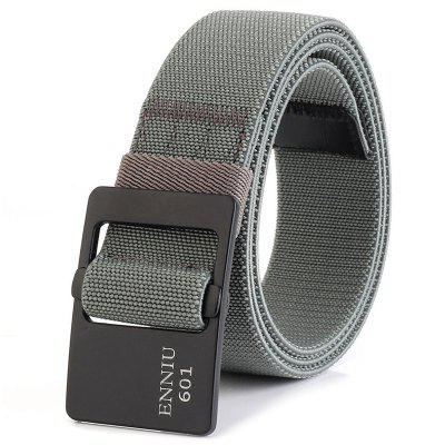 Pánske Casual Belt Outdoor Elastic Stretch Woven