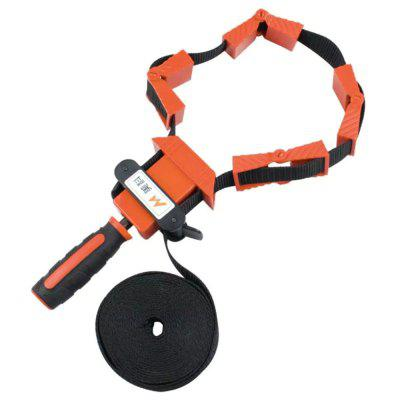 Meike Woodworking Nylon Strap Clip Tool Polygon Angle Clamp
