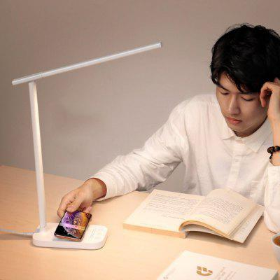 Baseus ACLT-B02 2 in 1 Foldable LED Desk Lamp with Wireless Charger Student Children Reading Learning Table Light ( Xiaomi Ecosystem Product )
