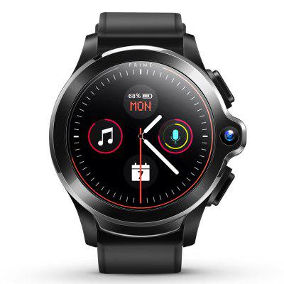 Refurbished KOSPET Prime SE Face ID Dual Cameras 4G Smartwatch Phone 1260mAh Battery 1.6 inch IPS Screen Android 1GB RAM 16GB ROM IP67 Waterproof Men Smart Watch Support Google Voice