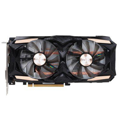 Soyo SY-GeForce RTX2060 Nine Dragons 6G Graphics Card