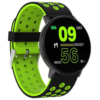 W8 Bluetooth Smart Sports Watch IP67 Waterproof Smartwatch Health Data Monitor Activity Tracker with Heart Rate & Blood Pressure Monitor