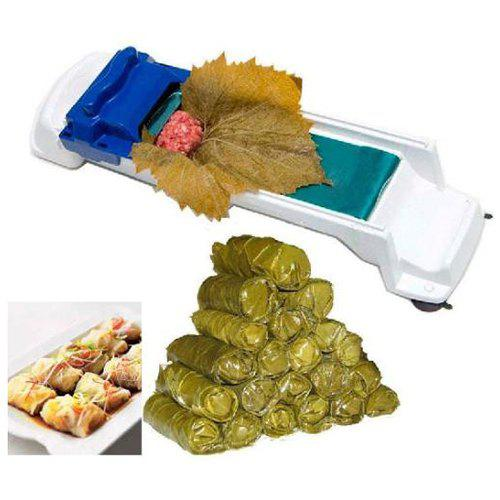 Creative Sushi Mold Vegetable Meat Rolling Tool Cabbage Leave Grape Leaf  Roller Machine