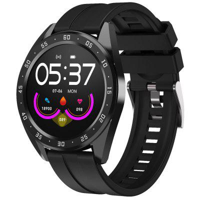 X10 inteligent de sport ceas 1.3 inch Health Fitness Tracker IP67 Impermeabil Bluetooth SmartWatch