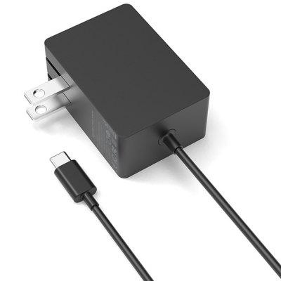 A4519 / S USB-C-lichtnetadapter PD snel opladen 45W lader voor Phone Tablet