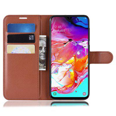 Naxtop TPU + PU Leather Wallet Flip Stand Phone Case beschermhoes met Card Slot Cash Storage Bag