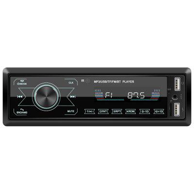 M10 Universale Din Car DVD Stereo Player Audio Bluetooth Multimedia Schermo Tattile Colorato
