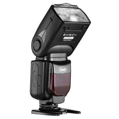 Sidande DF550 Universal Speedlite External Flashgun Master Flash for Canon Digital SLR Cameras
