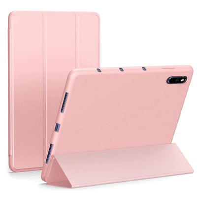 Tri-gevouwen Tablet Holster PU leer Smart Wake Up Protective Cover Case voor Huawei MatePad Pro 10.8 inch