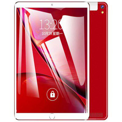 M10S 10 inch 4G Phablet MT6797 Deca Core CPU Android 8.1 4GB / 64GB BT 4.2 Tablet PC Image