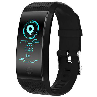 QW18 HD Smart Band Desportivo Da Tela Colorida IP68 Impermeável Do Monitor De Frequência Cardíaca