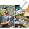 18 inch Durable Chainsaw Guide Bar Replacement Accessory - MULTI-A