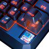Baseus GAMO (GK01) One-Handed Gaming Keyboard Blue Switch (Xiaomi Ecosystem product) - ZWART