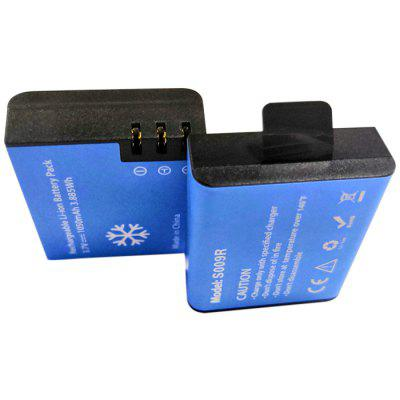 Hawkeye 1050mAh Battery Low-temperature-resistant for Firefly X / XS Action Camera