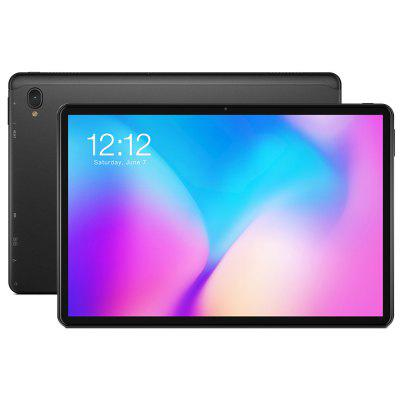 Teclast T30 10.1 inch 4G Tablet MTK Helio P70 Octa-core CPU 4GB RAM + 64GB ROM 8.0MP + 5.0MP Camera 8000mAh Battery 5G + 2.4G Dual-band WiFi bobarry s106 10 1 tablets android8 0 octa core ram 6gb rom 128gb dual camera 8mp dual sim tablet pc wifi gps bluetooth phone