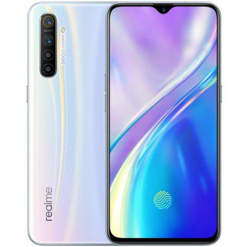 OPPO Realme X2 4G Smartphone 6.4 inch FHD+ AMOLED Android 9.0 Snapdragon 730G Octa Core 8GB RAM 128GB ROM 4 Rear Camera 4000mAh Battery Global Version