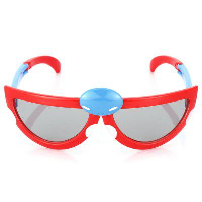 DGT-301 Cartoon Stereo Cinema 3D Glasses for Children 1pc
