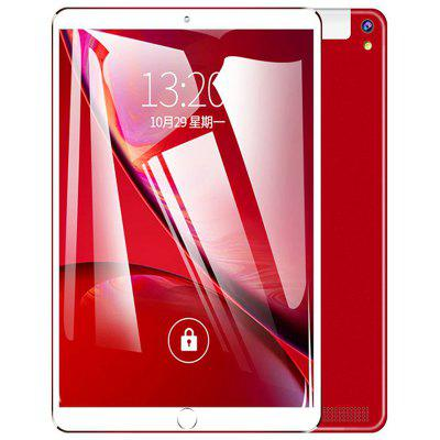 KT107 10,1 pulgadas 3G phablet MT6592 Octa Core CPU Android 7.0 4GB / 64GB BT 4.2 Tablet PC