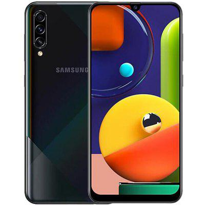 Samsung Galaxy A50s 4G Smartphone 6,4 Zoll FHD + Android 9.0 Exynos 9611 Octa Core 6 GB RAM 128 GB ROM 3 Hintere Kamera 4000mAh Batterie Globale Version