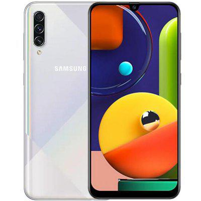 Samsung Galaxy A50s 4G Smartphone 6.4 inch FHD+ Android 9.0 Exynos 9611 Octa Core 6GB RAM 128GB ROM 3 Rear Camera 4000mAh Battery Global Version