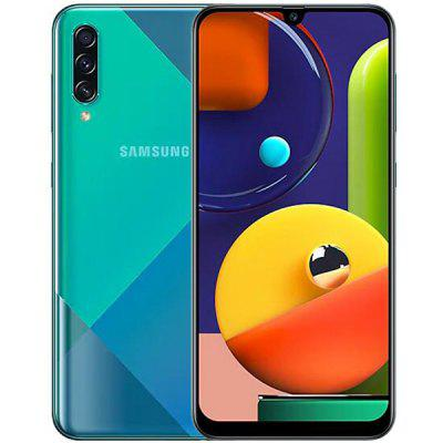 Samsung Galaxy A50s 4G Smartphone 6,4 pollici FHD+ Android 9.0 Exynos 9611 Octa Core 6GB RAM 128GB ROM 3 Fotocamera Posteriore 4000mAh Batteria Versione Globale