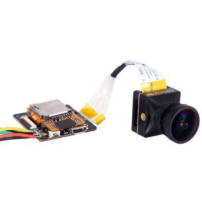 Hawkeye Firefly Split 4K 12MP Unique Conseil Enregistrement HD DVR WDR DIY FPV Mini Caméra d'Action 170° FOV