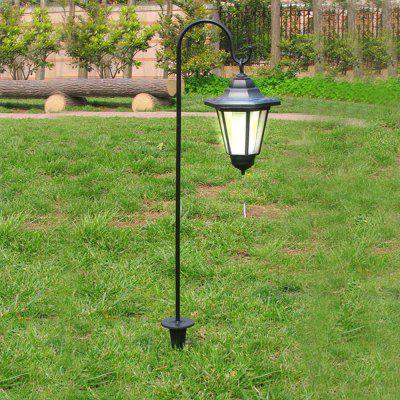 BRELONG IP44 Waterproof Outdoor Garden Light Solar Powered LED Lawn Lamp